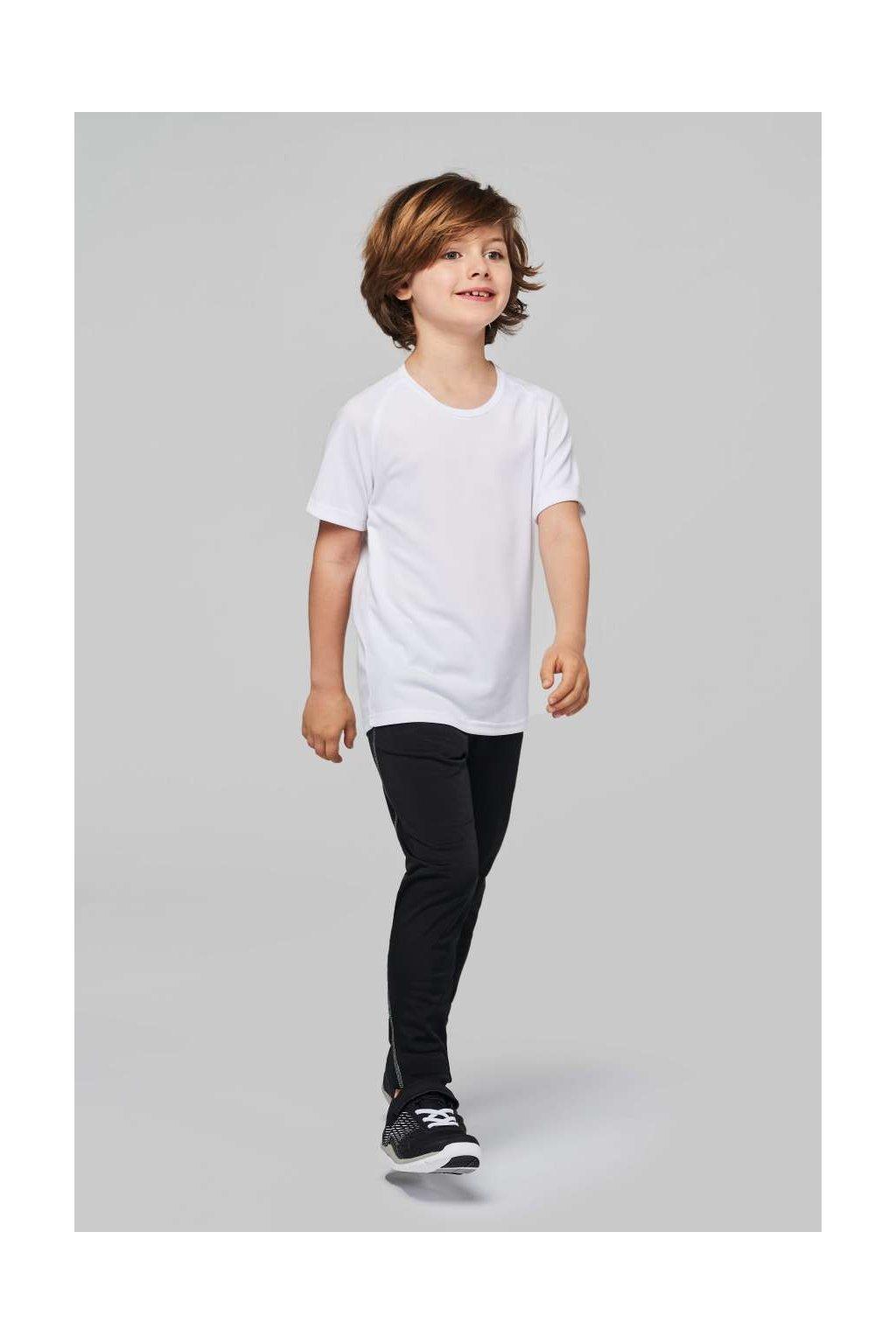 Dětské sportovní kalhoty TRAINING BOTTOMS