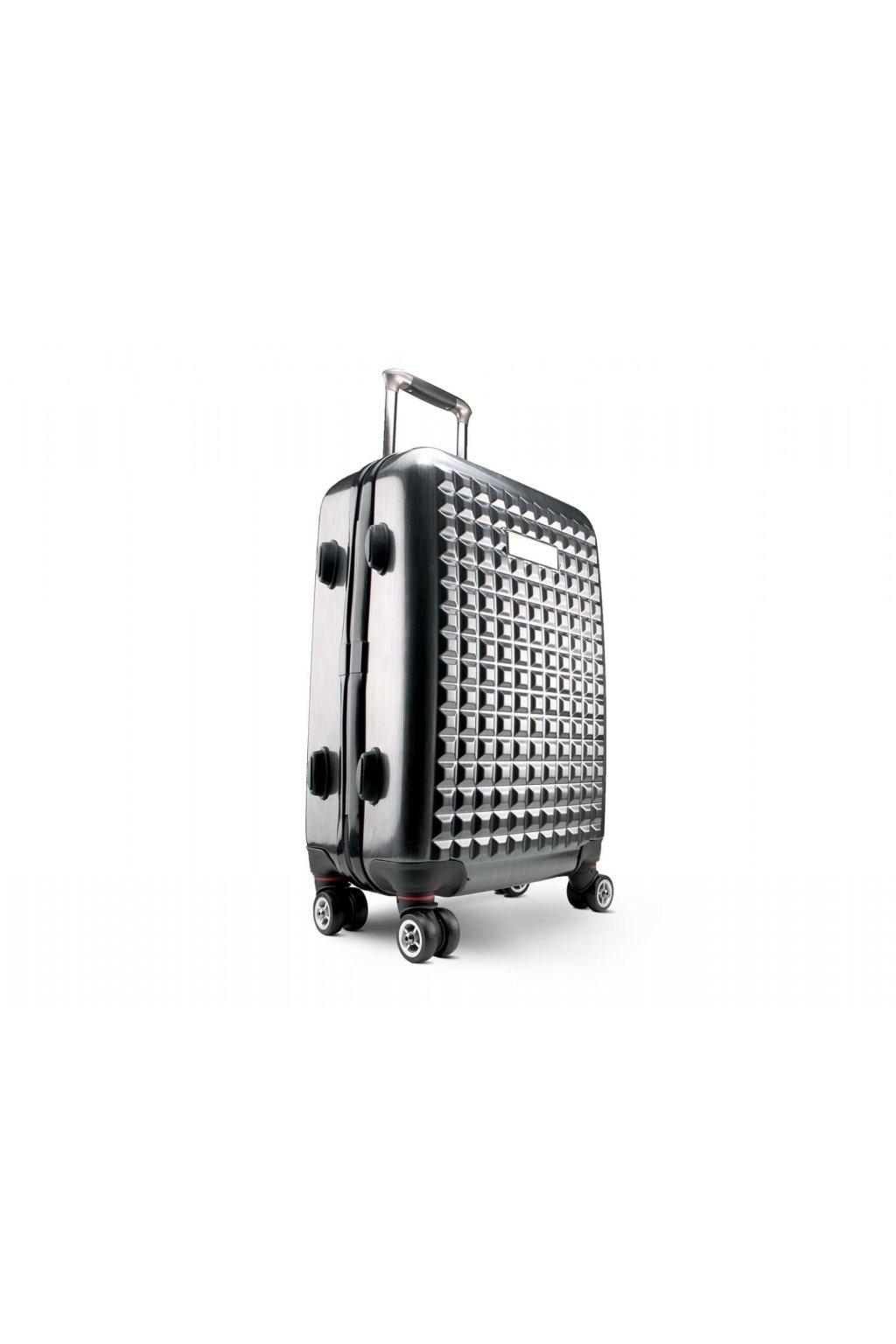 Exkluzivní skořepinový palubní kufr