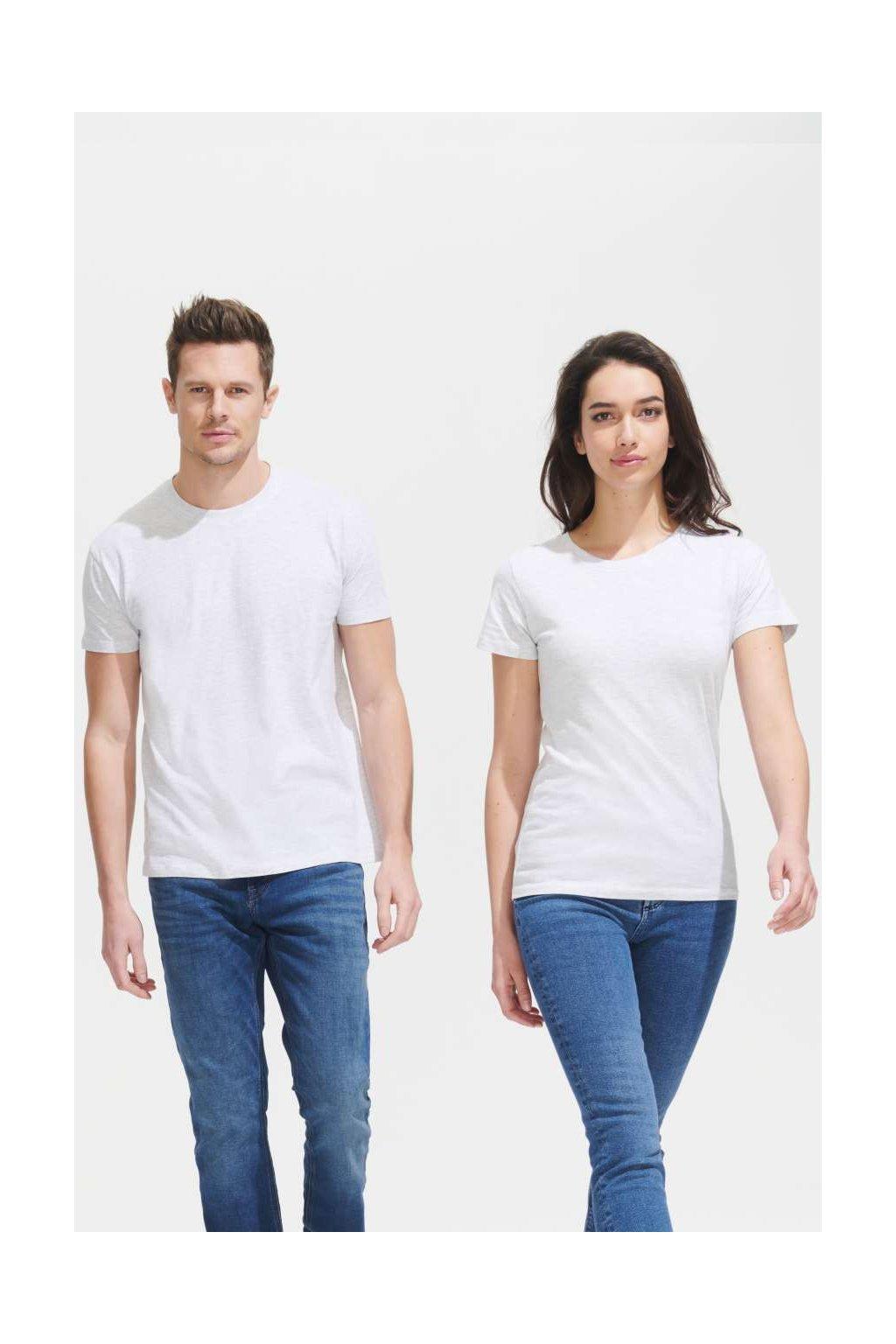 Dámské bavlněné tričko REGENT