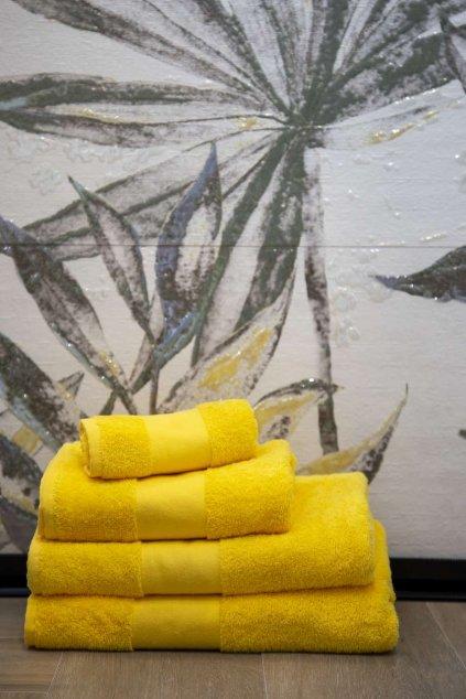 Bavlněný ručník Olima
