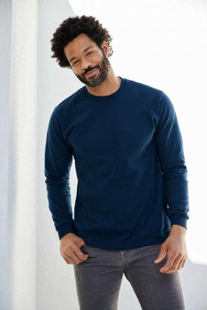Unisex tričko s dlouhými rukávy HAMMER