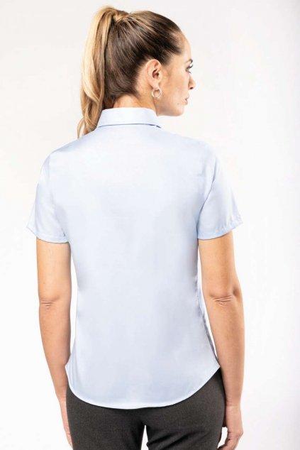 Dámská luxusní košile s krátkým rukávem KARIBAN