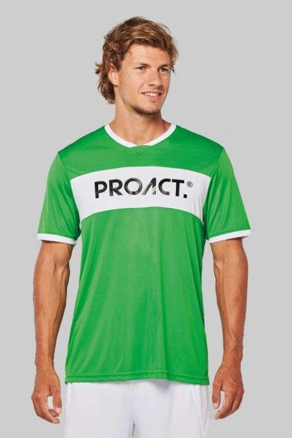 Pánské sportovní dvoubarevné tričko Proact