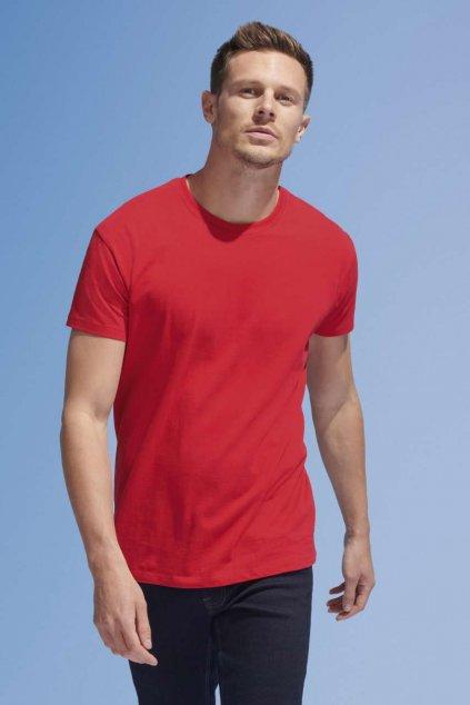 Pánské bavlněné tričko IMPERIAL