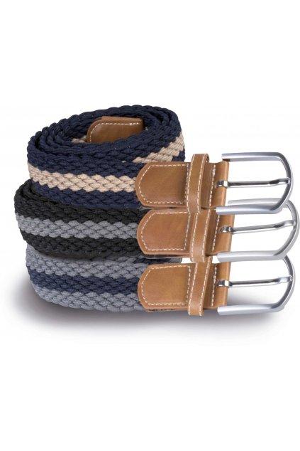 Pletený pásek ELASTIC