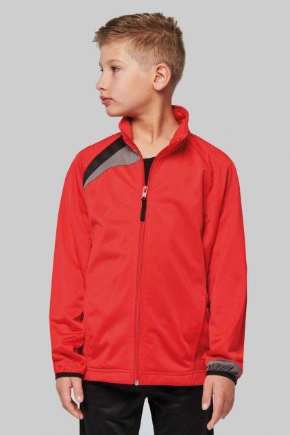 Dětská sportovní bunda TRACKSUIT