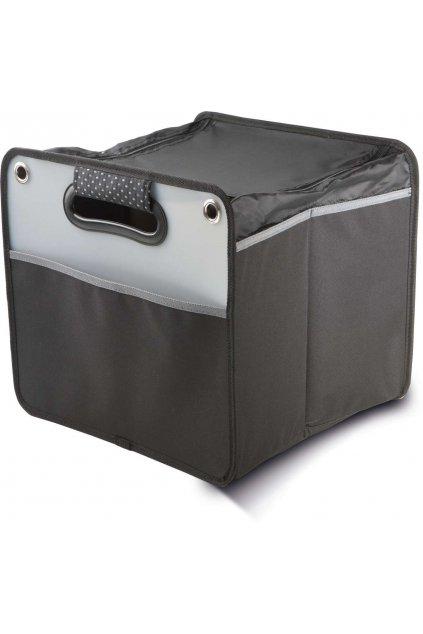 Rozkládací organizér do kufru auta