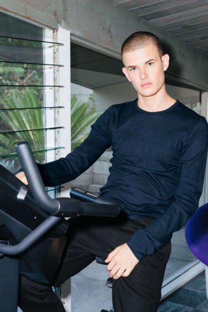 Unisex termo tričko s dlouhými rukávy Thermal