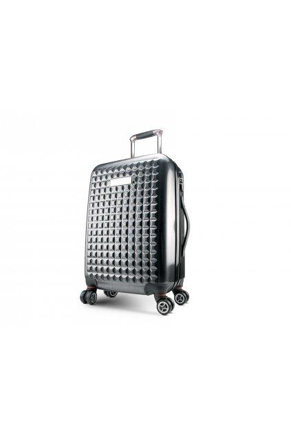 Extra velký skořepinový cestovní kufr