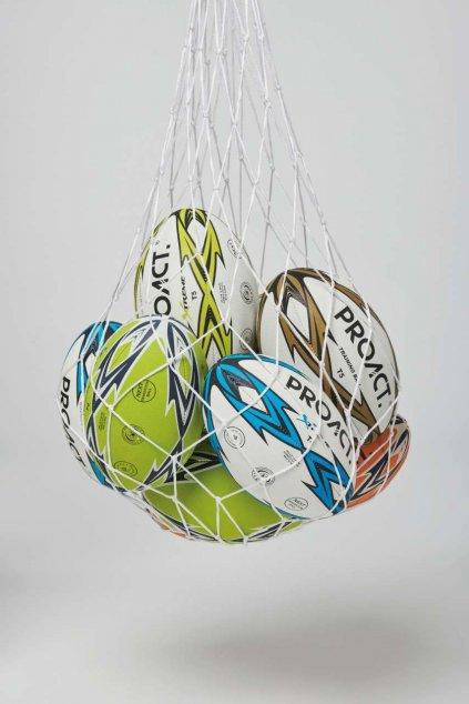 Síť na úschovu míčů