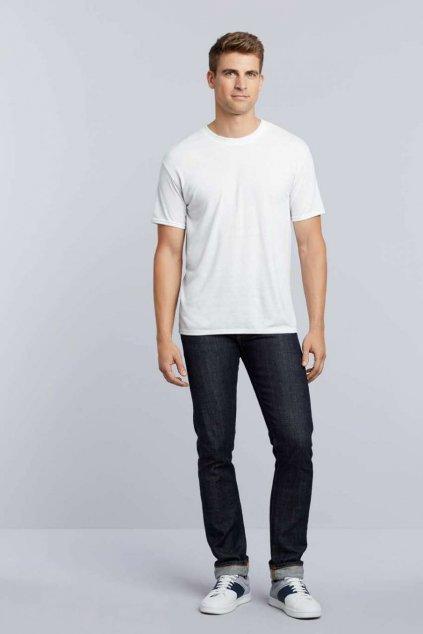 Unisex sportovní tričko SUBLI Gildan