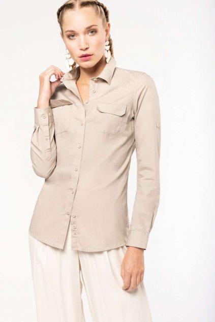 Dámská košile safari Kariban