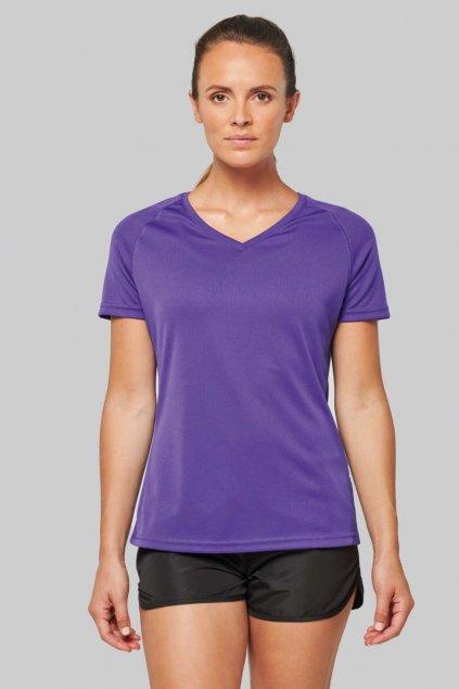 Dámské sportovní tričko do V PROACT