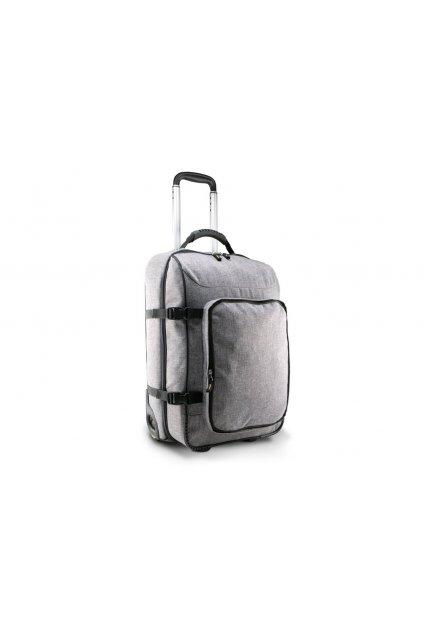 Praktické palubní zavazadlo s kolečky
