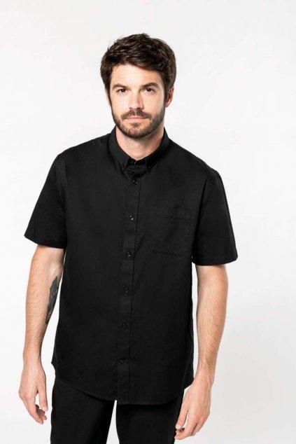 Pánská bavlněná košile Kariban