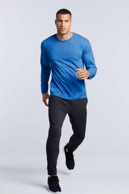 Unisex funkční tričko s dlouhými rukávy PERFORMANCE