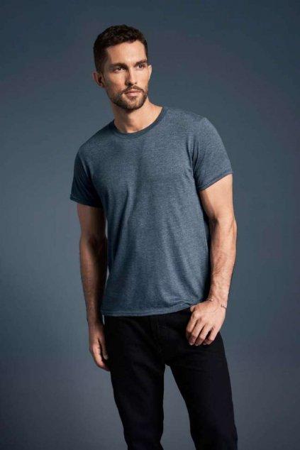 Pánské tričko TRI-BLEND Anvil