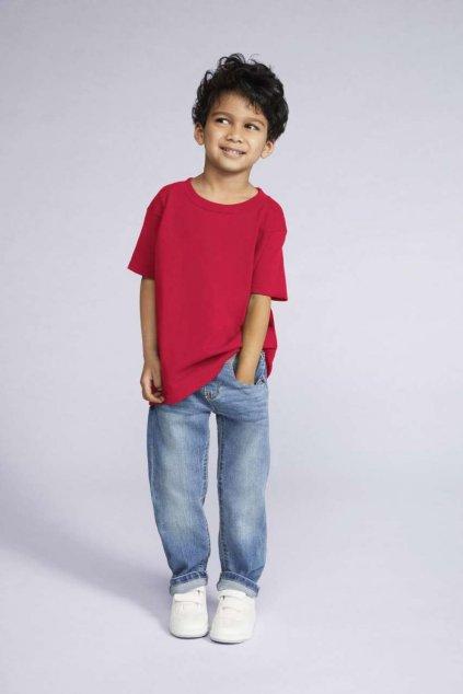 Dětské tričko HEAVY COTTON TODDLER