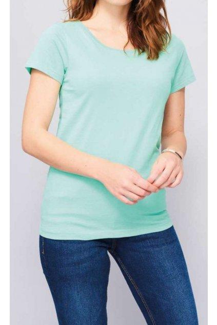 Dámské bavlněné tričko MIA