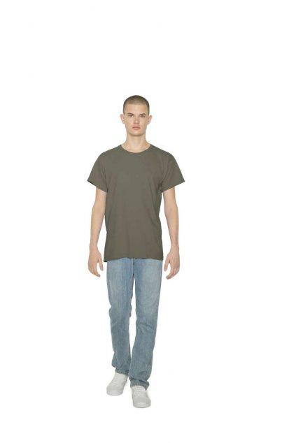 Unisex bavlněné tričko American Apparel