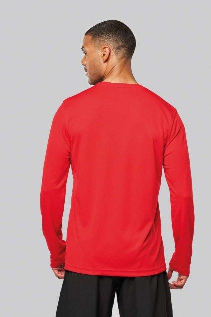 Pánské funkční tričko s dlouhými rukávy SPORTS
