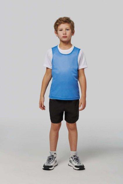 Dětský rozlišovací dres MESH BIB