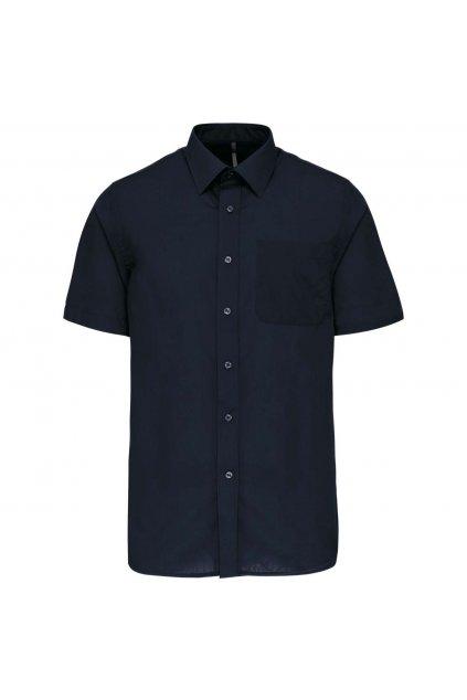Pánská košile s krátkým rukávem ESO