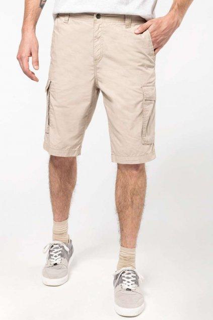 Pánské lehké šortky Kariban