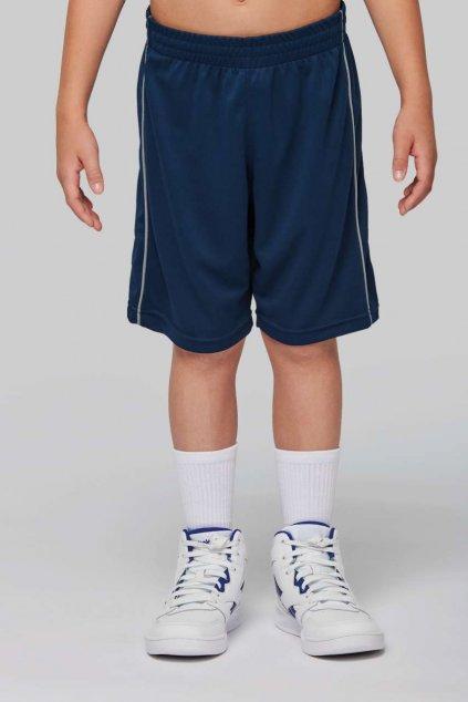 Dětské basketbalové kraťasy BALL