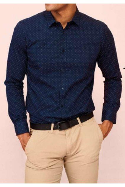 Pánská bavlněná košileBECKER