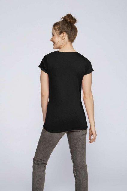 Dámské tričko do V Softstyle