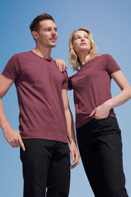 Pánské bavlněné tričko IMPERIAL FIT