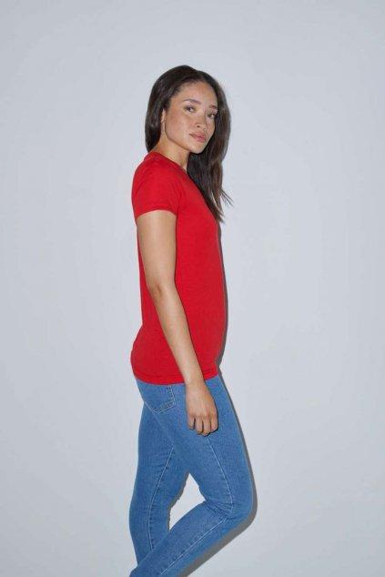 Dámské tričko Poly American Apparel