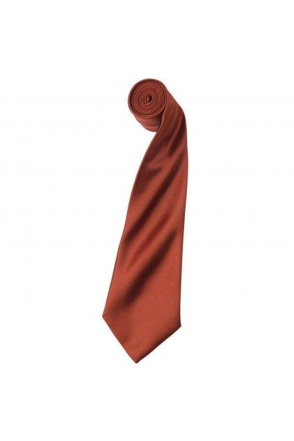 Saténová kravata Colours