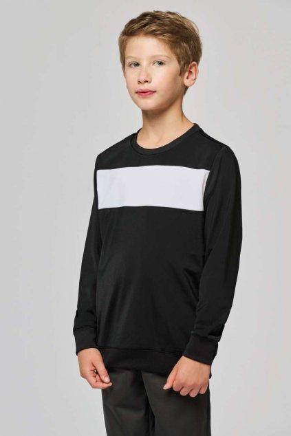 Dětský svetr s pruhem Proact