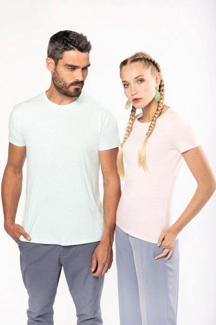 Dámské tričko z BIO bavlny Kariban