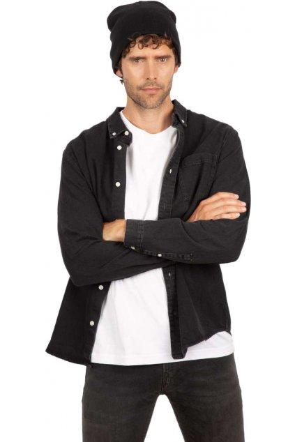 Unisex čepice z organické bavlny K-UP