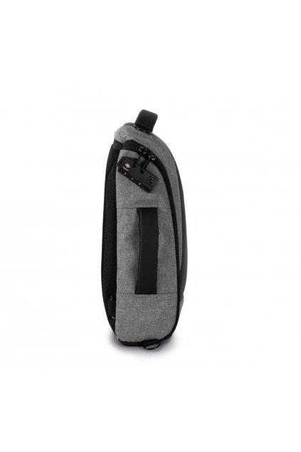 Bezpečnostní cestovní batoh na tablet Kimood