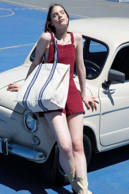 Nákupní taška z organické bavlny Kimood