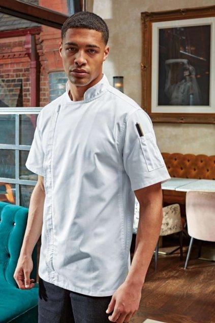 Kuchařská košile na zip CHEF