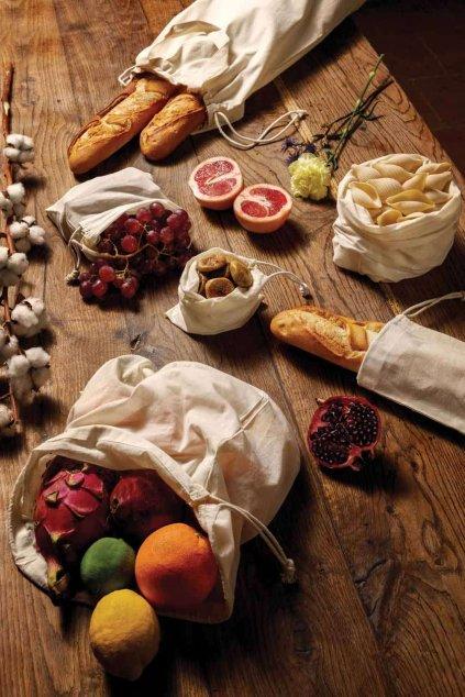 Kimood taška z organické bavlny
