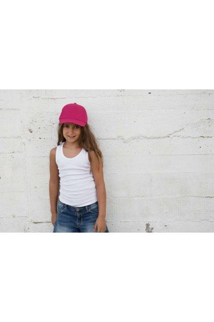 Dětská bavlněná kšiltovka CAP