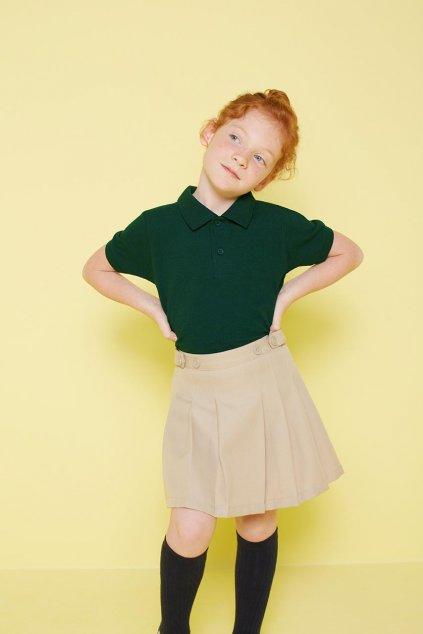 Dětské polo tričko GILDAN
