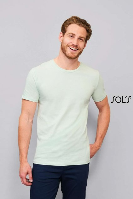 Pánské bavlněné tričko MARTIN