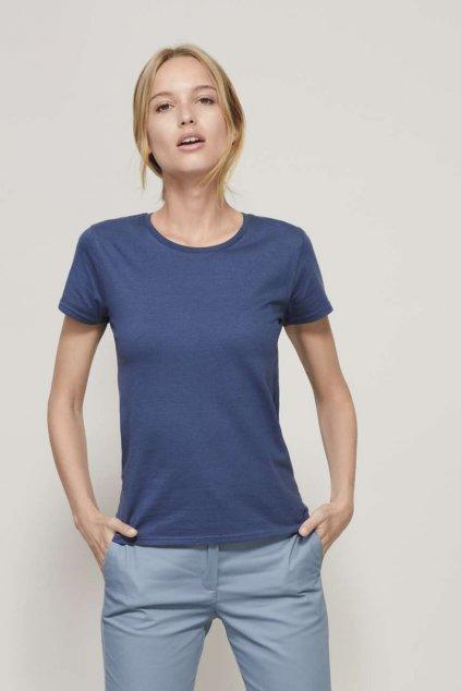 Dámské tričko z organické bavlny SOL'S