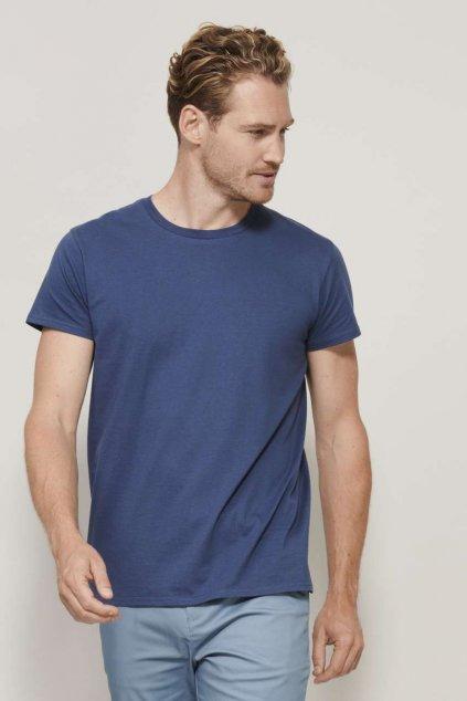 Pánské tričko z organické bavlny Crusader