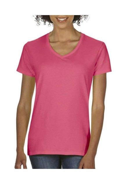Dámské bavlněné tričko Gildan