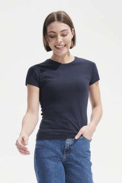 Dámské bavlněné tričko MISS