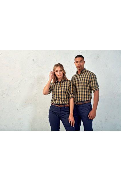 Pánská košile s dlouhým rukávem MULLIGAN