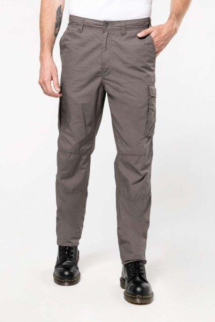 Pánské kapsáčové kalhoty MULTIPOCKET